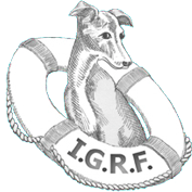 Italian Greyhound Rescue Foundation Logo